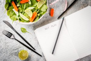 What is the difference between a registered dietitian and